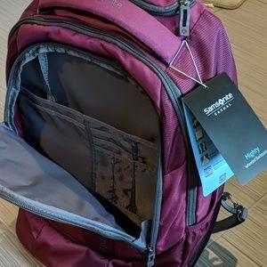 Samsonite Bags - Samsonite Wheeled Backpack 33a068f87ce5d